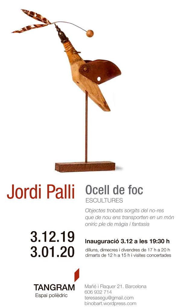 OCELL DE FOC<br>Esculturas