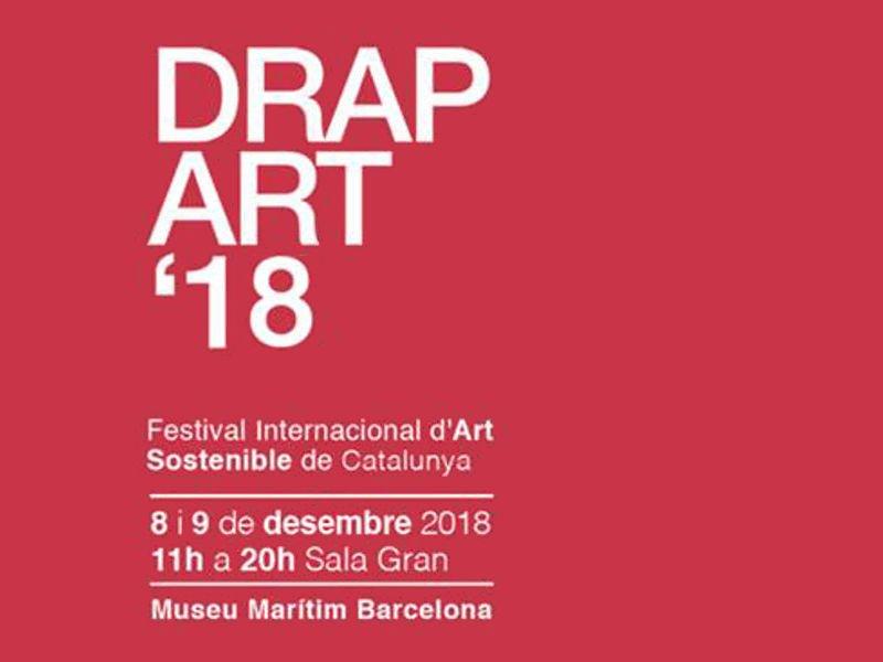 Drap Art <br/>Festival Internacional d'Art <br/>Sostenible de Catalunya